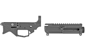 Battle Arms Development Lw Uppr/lwr Receiver Set 5.56nato