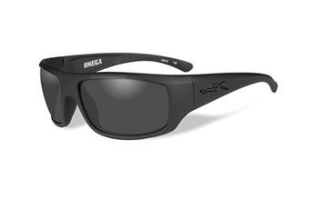 Wiley X Omega Smk Grey/mblack Frame