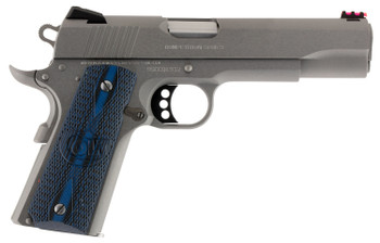 "Colt Comp Gov 9mm 5"" 9rd Sts"