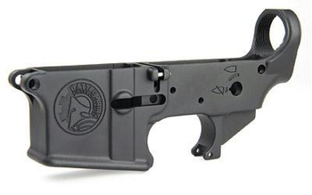 Battle Arms Development Forged Lower Receiver Black