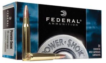 Fed Pwrshk 7mmrem 175 Grain Weight Sp 20/200