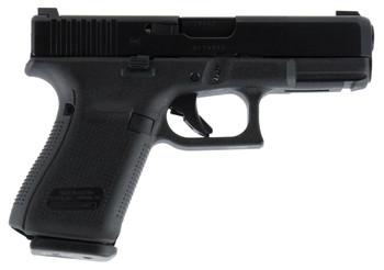 Glock 19 Gen5 9mm Gns 10rd 3 Mags