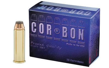 Corbon 41mag 170 Grain Weight Jhp 20/Box