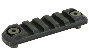 "BCM Gunfighter Alum Rail 3"" Black Mlok"