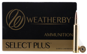 Wby Ammo 257wby 110 Grain Weight Nos Accubond 20/Box