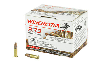 Win 22lr 36 Grain Weight Cpr Hp 333/Box