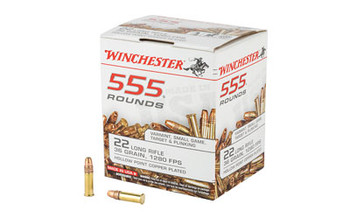 Win 22lr 36 Grain Weight Cpr Hp 555/Box