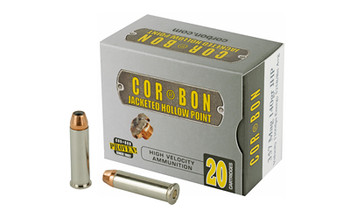 Corbon 357mag 140 Grain Weight Jhp 20/Box