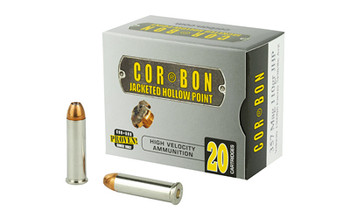 Corbon 357mag 110 Grain Weight Jhp 20/Box