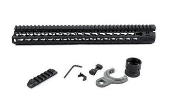 "BCM Gunfighter Keymod 5.56 15"" Black"