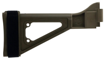 Sb Tact Hk Pistol Brace Side Fold Fd - SBTSBTI-02-SB