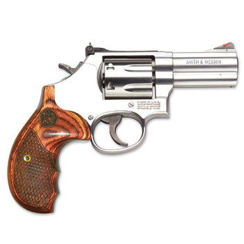 "S&w 686 Plus Dlx 3"" 357mg Sts 7rd Wd - SW150713"