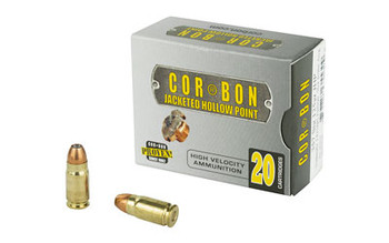 Corbon 357sig 125 Grain Weight Jhp 20/Box