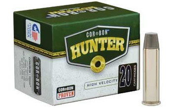 Corbon 357mag 200 Grain Weight Hc Hunt 20/Box