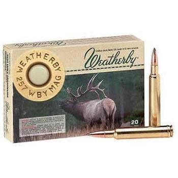 Wby Ammo 30-378 200 Grain Weight Nosler 20/Box