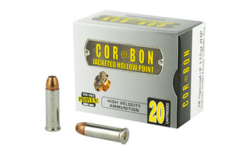 Corbon 38spl+p 125 Grain Weight Jhp 20/Box