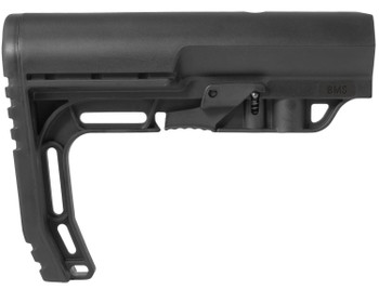 Mission First Tactical Bttlelnk Minimalist stock Comm Black