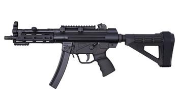 """Zenith Z-5rs Pistolman 9mm 8.9"""" 30rd"""