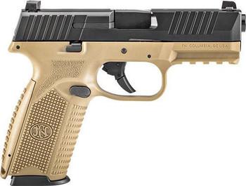"Fn 509 4"" 9mm 17rd Fde/black"
