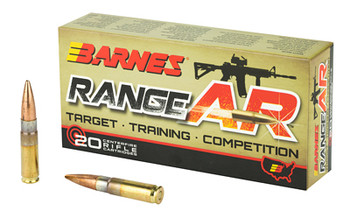 Barnes Range Ar 300black 90 Grain Weight 20/200