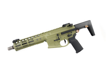 "Noveske Bazooka Green Ghetto Blaster  5.56 8"" M-LOK #61 of 100"