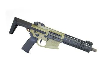 "Noveske Bazooka Green/Black Ghetto Blaster  300BLK 8"" M-LOK #63 of 100"