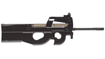 """FN 3848950445 Ps90 Standard Semi-Automatic 5.7Mmx28mm 16"""" 10+1 Synthetic Black S"""