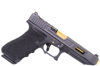 Fowler Industries Costa Ludus G34 Gen 3 TIN Barrel