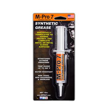 M-PRO 7 Syn Gun Grease .5oz Syrg 6pk
