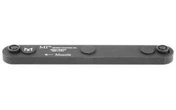 Midwest Industries Keymod To M-lok 2 Slot Adptr