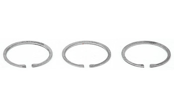 LBE Unlimited Ar Bolt Gas Rings (set Of 3)