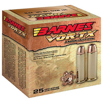 Barnes Tac-xpd 357Mag 125 Grain Weight 20/200