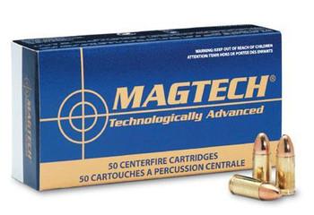 Magtech 357Mag 158 Grain Weight Jsp 50/1000