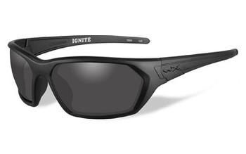 Wiley X Ignite Black Op  Smk Grey Matte