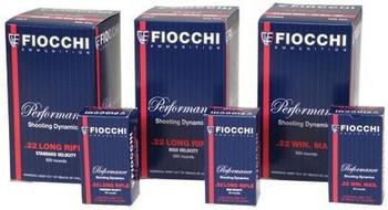 Fiocchi 22lr 38 Grain Weight Cp Hp 50/5000