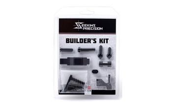 Seekins Precision Builders Kit Lower Parts Kit 5.56 Black