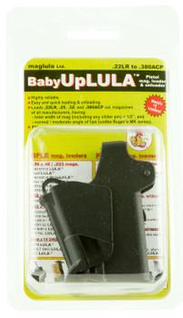 Maglula 22lr-380 Pistol Babyuplula Black