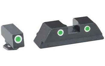 Ameriglo 3dot Trit For Glock 17/19/22 - AMGGL-113