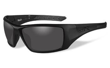 Wiley X Nash Black Ops Smoke Grey Matte
