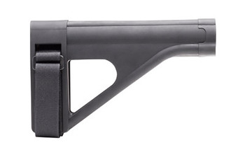 SB Tactical Ar Pistol Brace Sob Black
