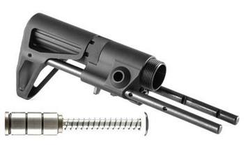 Maxim Cqb Stock Jp Scs-sx 9mm Black