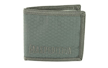 Maxpedition Bfw Bi Fold Wallet Grey