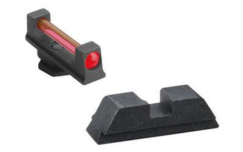 Ameriglo For Glock High Fo Red/black
