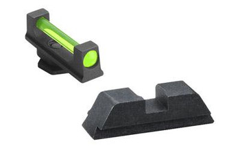 Ameriglo For Glock Low Fo Green/black