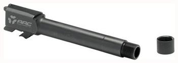 AAC 9mm Barrel 1/2x28 Nitrd For Glock 17