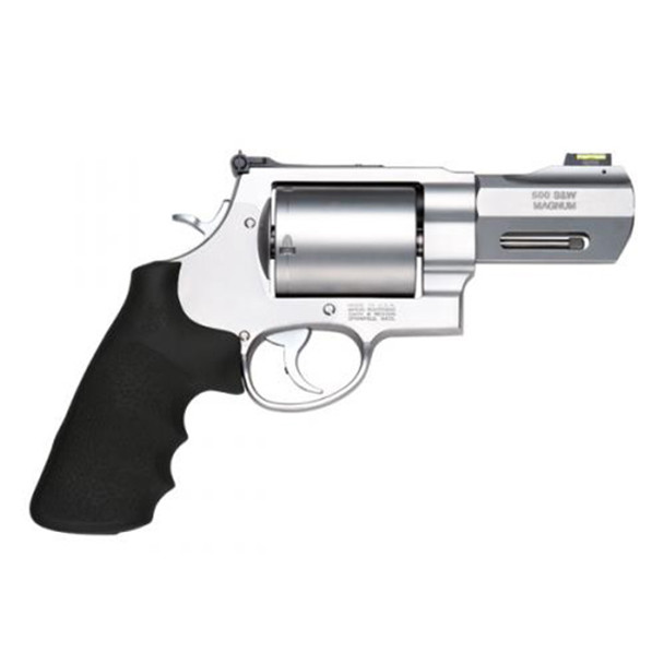 "S&W 500PC 500SW 3.5"" 5RD STS RBR AS"