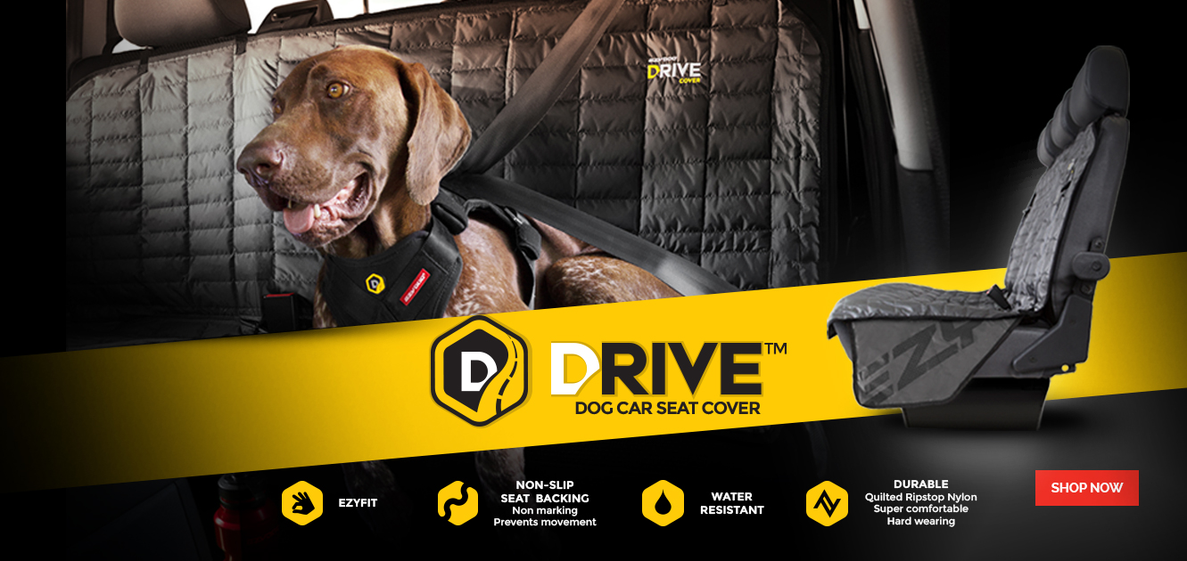 Drive Seat Cover