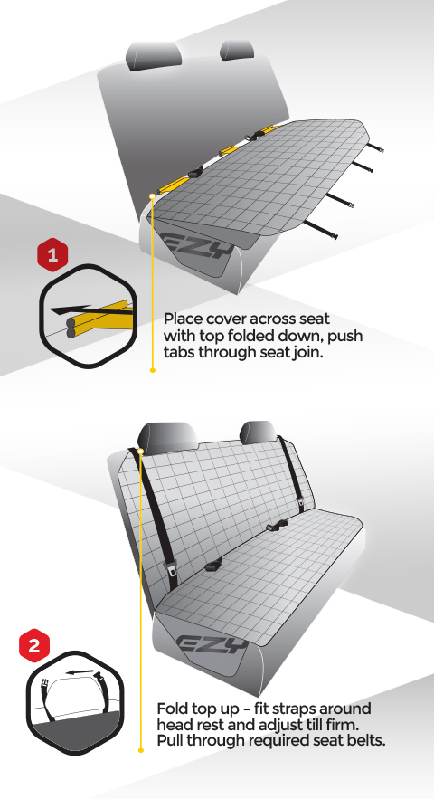 drive dog seat cover points