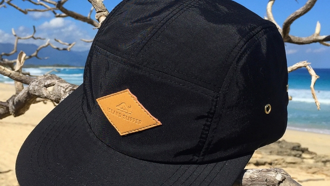 Island Slipper 5 Panel Hats