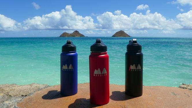 Mokulua Water Bottles